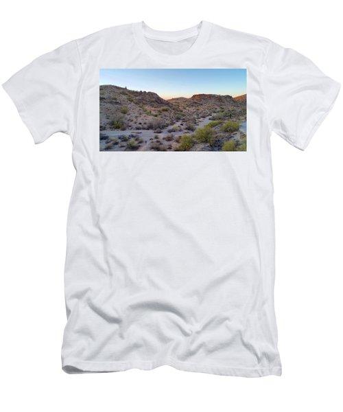 Desert Canyon Men's T-Shirt (Athletic Fit)