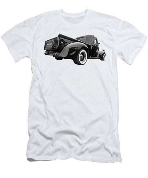 Dodge Truck 1947 Rear View Men's T-Shirt (Athletic Fit)