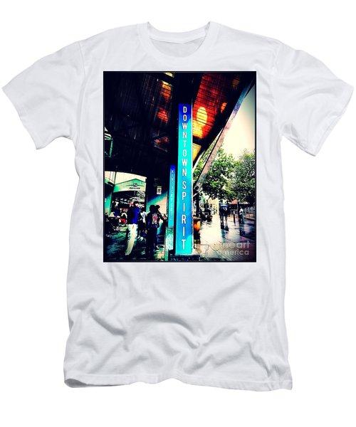 Downtown Spirit, Kentucky Soul Men's T-Shirt (Athletic Fit)