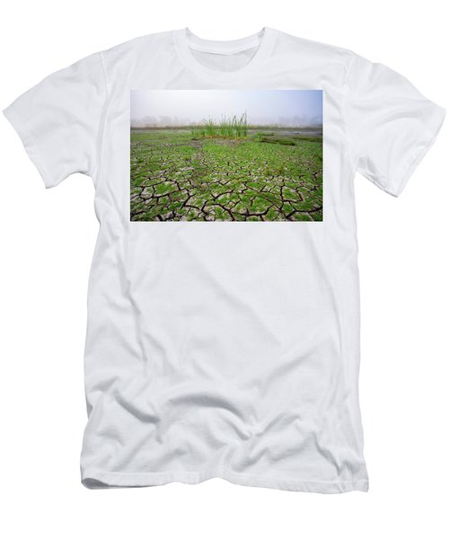 Dry Duck Pond Men's T-Shirt (Athletic Fit)