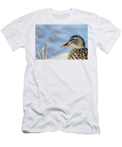 Duck Capture Men's T-Shirt (Athletic Fit)