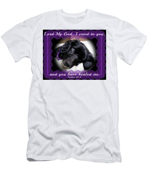 Edie Framed Men's T-Shirt (Athletic Fit)