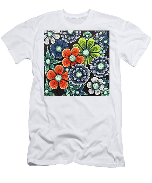 Efflorescent 3 Men's T-Shirt (Athletic Fit)