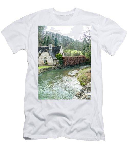 English Creek Men's T-Shirt (Athletic Fit)
