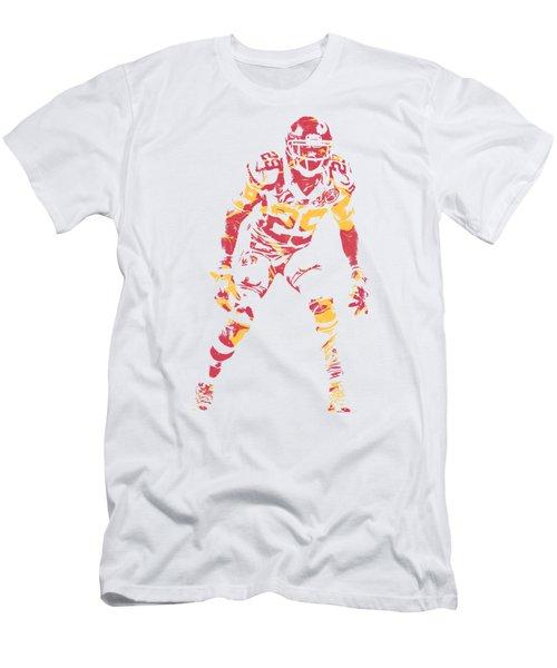 Eric Berry Kansas City Chiefs Apparel T Shirt Pixel Art 2 Men s T-Shirt ( 84d170170