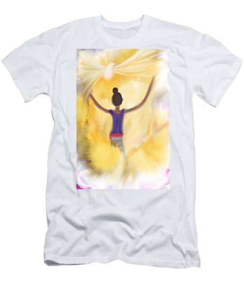 Eternal Presence Men's T-Shirt (Athletic Fit)