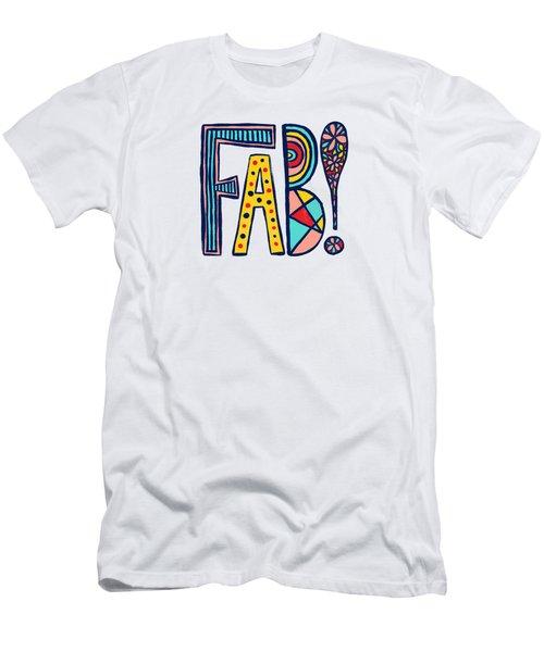 Fab Men's T-Shirt (Athletic Fit)
