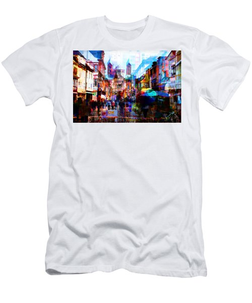 Fair On The Square Men's T-Shirt (Athletic Fit)