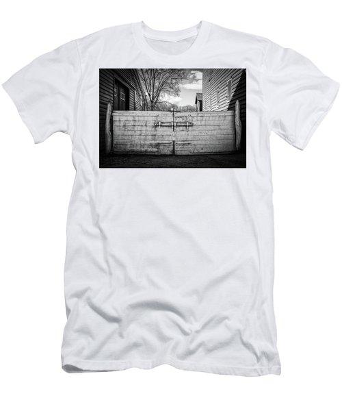 Farm Gate Men's T-Shirt (Athletic Fit)