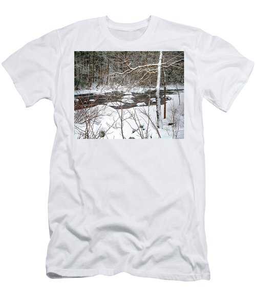 Farmington River - Northern Section Men's T-Shirt (Athletic Fit)