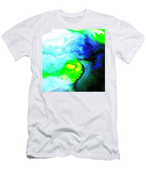 Fluctuating Awareness Men's T-Shirt (Athletic Fit)