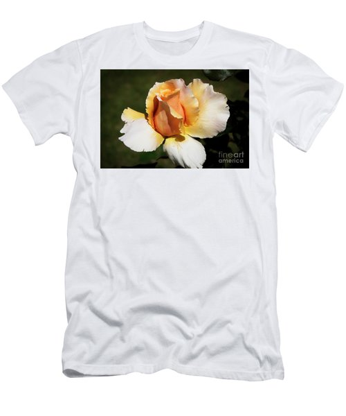 Fragrant Rose Men's T-Shirt (Athletic Fit)