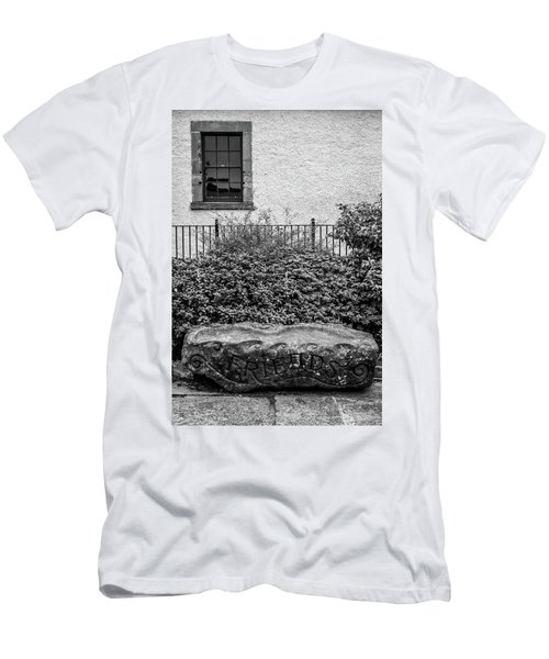 Friends Are Like Windows Through Which You See Out Into The World And Back Into Yourself Men's T-Shirt (Athletic Fit)