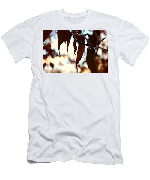 Frozen Autumn  Men's T-Shirt (Athletic Fit)