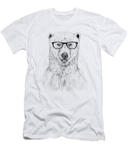 Geek Bear Men's T-Shirt (Athletic Fit)