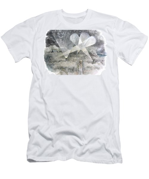 Ghostbusting The New Zealand Storm-petrel Men's T-Shirt (Athletic Fit)