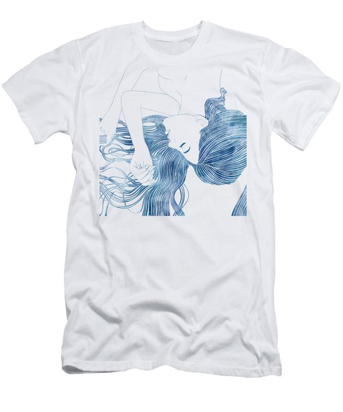 Glauce Men's T-Shirt (Athletic Fit)