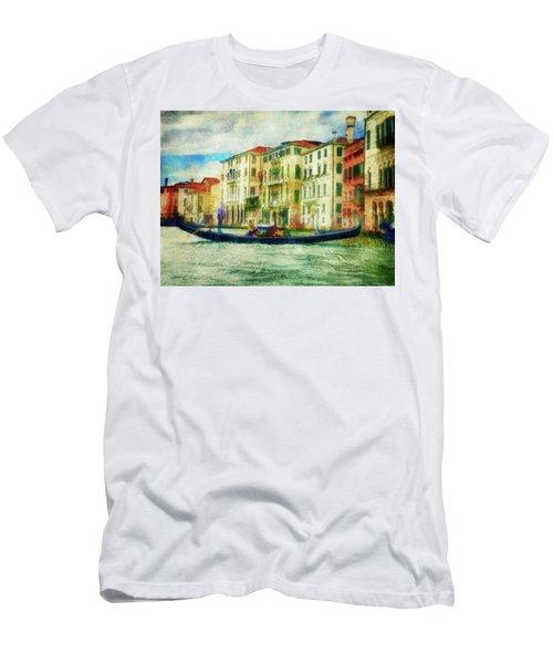 Gondola Ride Men's T-Shirt (Athletic Fit)