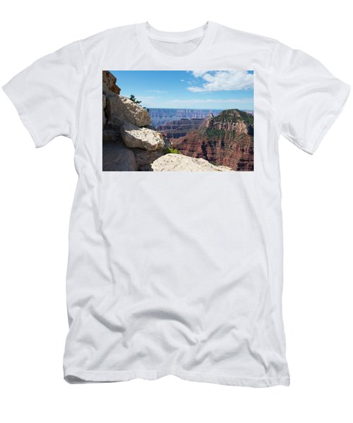Grand View Men's T-Shirt (Athletic Fit)