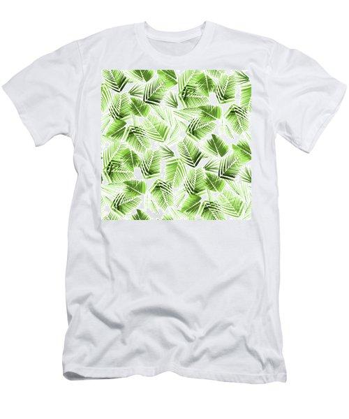 Green Grass, 2017 Men's T-Shirt (Athletic Fit)