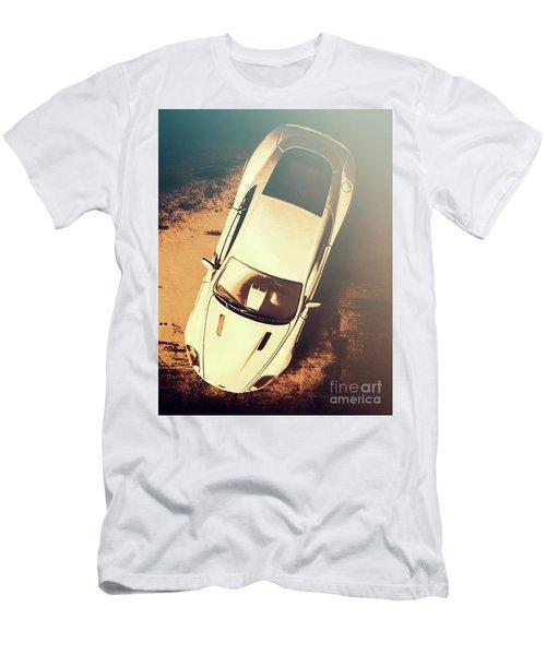 Grunge Garage Men's T-Shirt (Athletic Fit)
