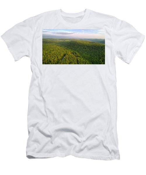 H I L L S Men's T-Shirt (Athletic Fit)
