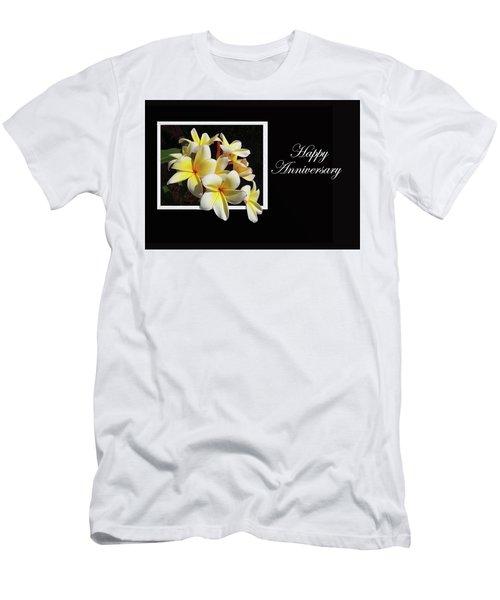 Happy Anniversary Men's T-Shirt (Athletic Fit)