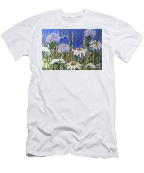 Happy Skies Men's T-Shirt (Athletic Fit)