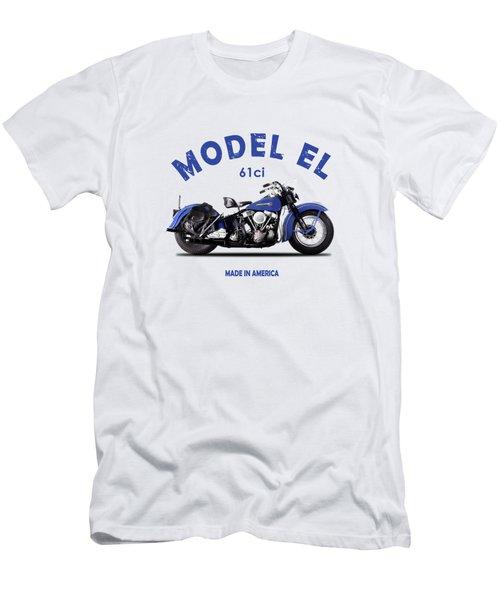 Harley-davidson El 1948 Men's T-Shirt (Athletic Fit)