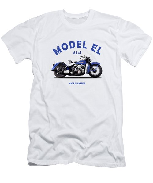 Harley-davidson El 1948 Men's T-Shirt (Athletic Fit)