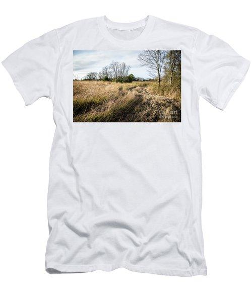 Hayfield Men's T-Shirt (Athletic Fit)