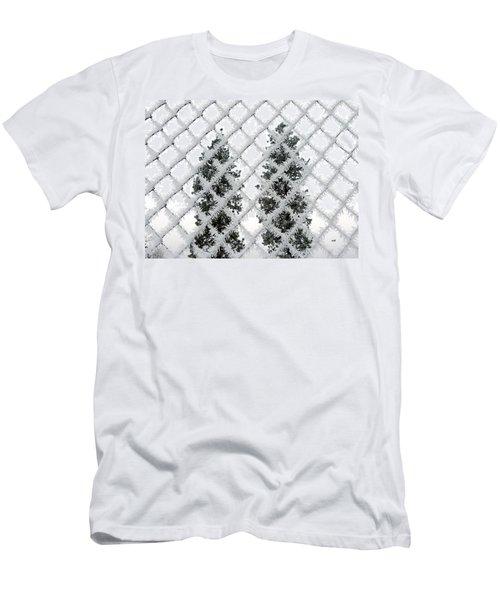 Heavy Hoarfrost Men's T-Shirt (Athletic Fit)