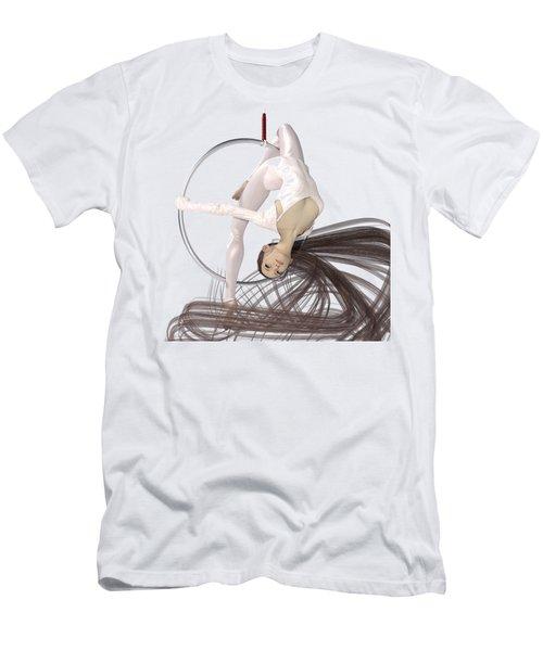 Hoop Dancing Spirit Men's T-Shirt (Athletic Fit)
