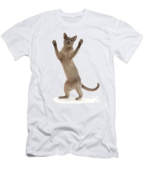 Men's T-Shirt (Athletic Fit) featuring the photograph Hooray For The Weekend by Warren Photographic
