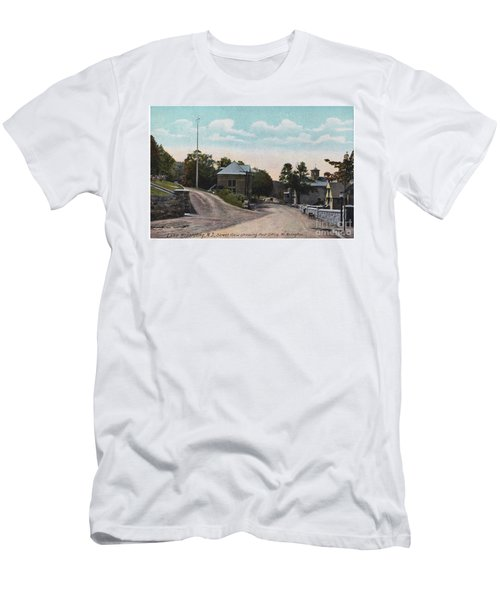 Howard Blvd. Mount Arlington Men's T-Shirt (Athletic Fit)