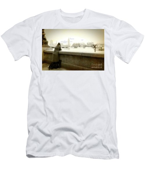 I Will Remember Men's T-Shirt (Athletic Fit)