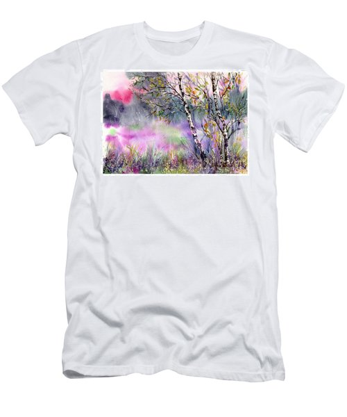 Idyllic Meadow Men's T-Shirt (Athletic Fit)