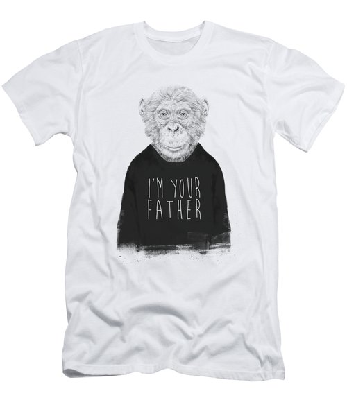 I'm Your Father Men's T-Shirt (Athletic Fit)
