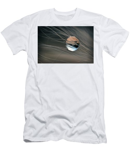Men's T-Shirt (Athletic Fit) featuring the photograph Imagine by Michelle Wermuth