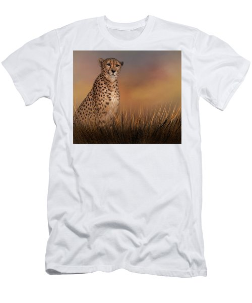In The Brush Men's T-Shirt (Athletic Fit)