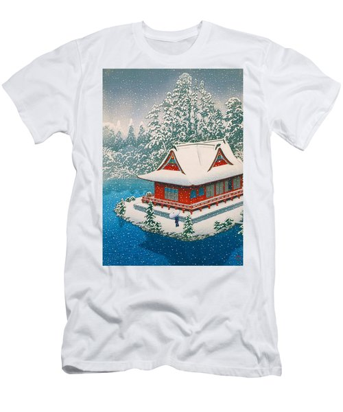 Inokashira Snow - Top Quality Image Edition Men's T-Shirt (Athletic Fit)
