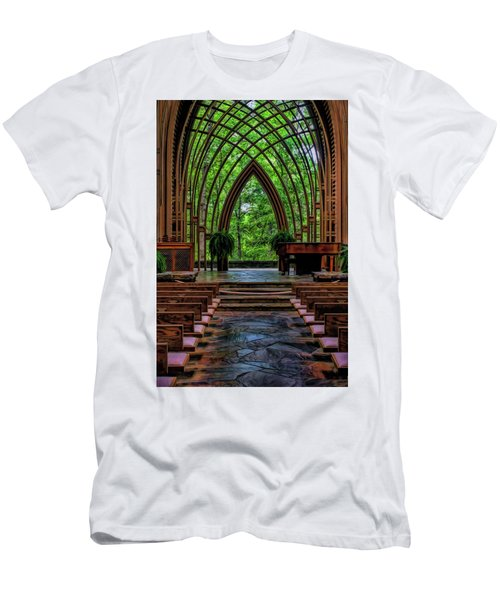 Inside The Chapel Men's T-Shirt (Athletic Fit)
