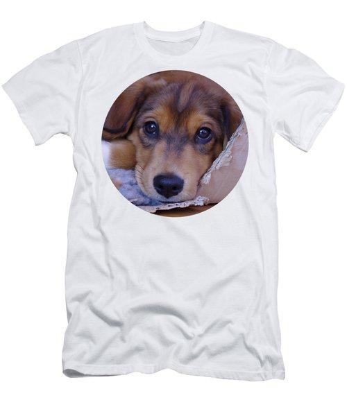 It Wasn't Me Men's T-Shirt (Athletic Fit)
