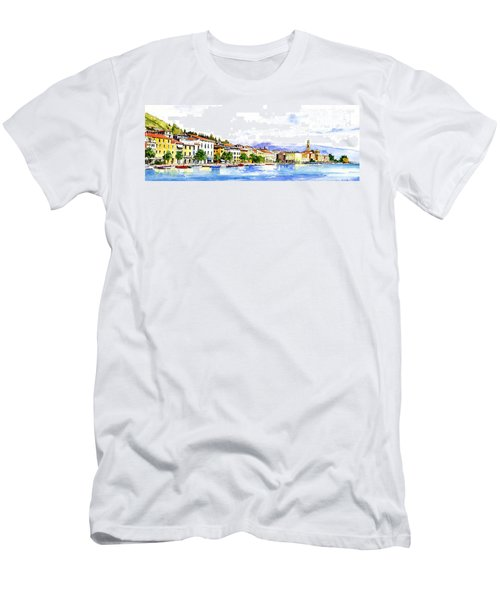Italian Holiday Men's T-Shirt (Athletic Fit)