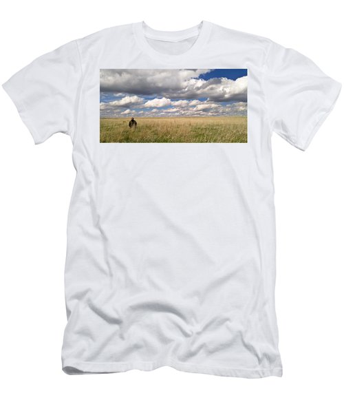 It's Amazing Here Men's T-Shirt (Athletic Fit)