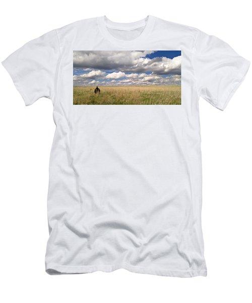 It's Amazing Here Men's T-Shirt (Athletic Fit)