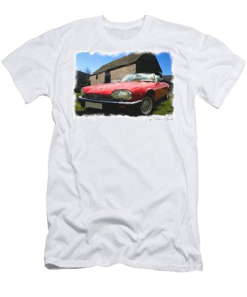 Jaguar Xjs - 1 Men's T-Shirt (Athletic Fit)