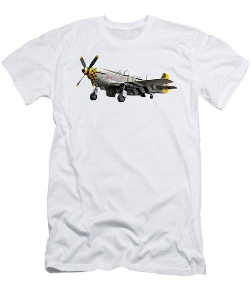 Janie P-51 Men's T-Shirt (Athletic Fit)