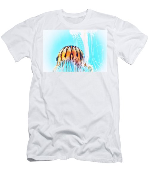 Japanese Sea Nettles Jellyfish #2 Men's T-Shirt (Athletic Fit)