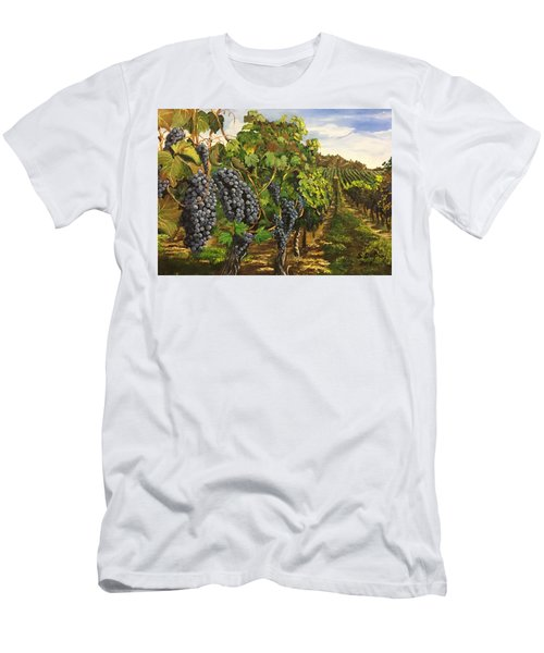 Jewels Of The Okanagan Men's T-Shirt (Athletic Fit)
